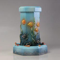Настольный фонтан «Подводный мир»