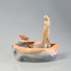 Настольный фонтан «Муза»