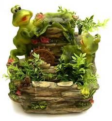 Фонтан декоративный Весёлые лягушата