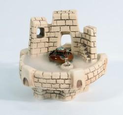 Настольный фонтан Лампа Алладина