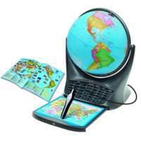 Интерактивный умный глобус Oregon Scientific Smart Globe SG18 с голосовой поддержкой