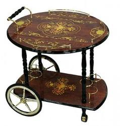 Столик сервировочный Simplissimo на колесиках