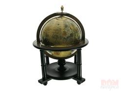 Глобус настольный, 20х20х29 см.