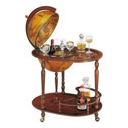 Глобус бар со столиком