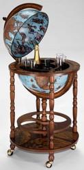Напольный глобус-бар Великие открытия