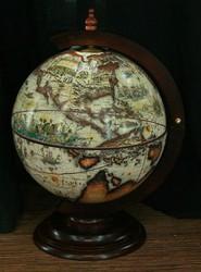 Глобус-бар настольный Джозеф Томсон