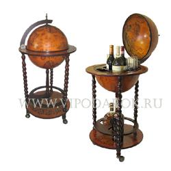 Глобус-бар напольный, Zoffoli
