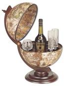 Глобус-бар настольный d=33 см, арт. 11866