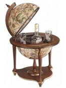 Глобус-бар настольный d=33 см, арт. 11864