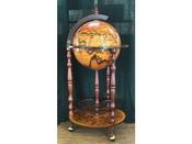 Глобус-бар напольный d=33 см, арт. 11863