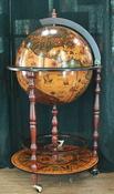 Глобус-бар напольный d=42 см, арт. 11859